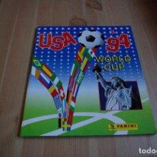 Álbum de fútbol completo: ALBUM MUNDIAL USA 94 COMPLETO. Lote 171240584