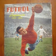 Álbum de fútbol completo: ALBUM FUTBOL CAMPEONATO 1959 -1960 59-60 EDICIONES FERCA. Lote 171275119
