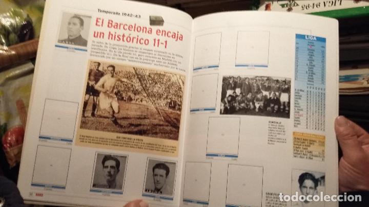 Álbum de fútbol completo: ALBUMES HISTORIA EN CROMOS - ALBUMES REAL MADRID, BARSA ,VALENCIA COMPLETOS- SUS INICIOS Y ... - Foto 3 - 171315430