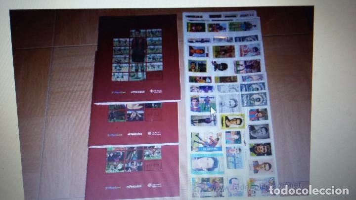 Álbum de fútbol completo: ALBUMES HISTORIA EN CROMOS - ALBUMES REAL MADRID, BARSA ,VALENCIA COMPLETOS- SUS INICIOS Y ... - Foto 5 - 171315430