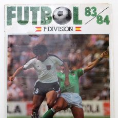 Álbum de fútbol completo: ALBUM 1983 FUTBOL 83 84 LIGA. CROMOS CANO. VER FOTOS.. Lote 171325983