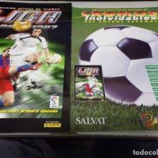Álbum de fútbol completo: ALBUM CROMOS INOLVIDABLES FASCICULO PANINI SALVAT 2006-07. Lote 171627609