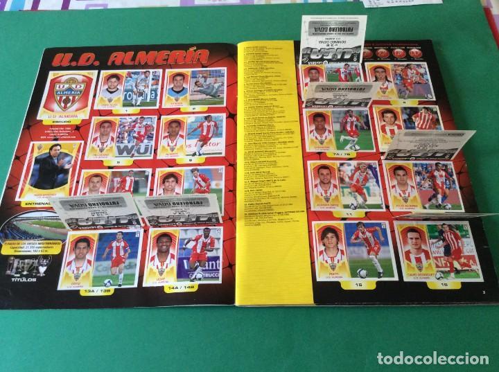 Álbum de fútbol completo: LIGA ESTE ÁLBUM LUJO 2009-2010- VER TODAS LAS FOTOS Y LEER DETALLES - Foto 2 - 171718193