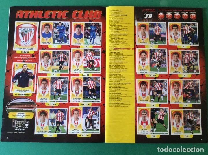 Álbum de fútbol completo: LIGA ESTE ÁLBUM LUJO 2009-2010- VER TODAS LAS FOTOS Y LEER DETALLES - Foto 3 - 171718193