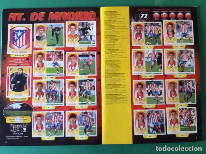 Álbum de fútbol completo: LIGA ESTE ÁLBUM LUJO 2009-2010- VER TODAS LAS FOTOS Y LEER DETALLES - Foto 4 - 171718193