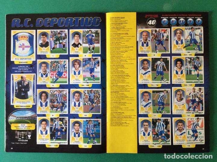 Álbum de fútbol completo: LIGA ESTE ÁLBUM LUJO 2009-2010- VER TODAS LAS FOTOS Y LEER DETALLES - Foto 6 - 171718193