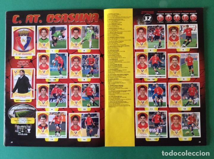 Álbum de fútbol completo: LIGA ESTE ÁLBUM LUJO 2009-2010- VER TODAS LAS FOTOS Y LEER DETALLES - Foto 12 - 171718193