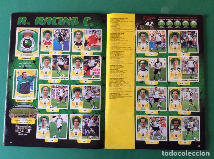 Álbum de fútbol completo: LIGA ESTE ÁLBUM LUJO 2009-2010- VER TODAS LAS FOTOS Y LEER DETALLES - Foto 13 - 171718193