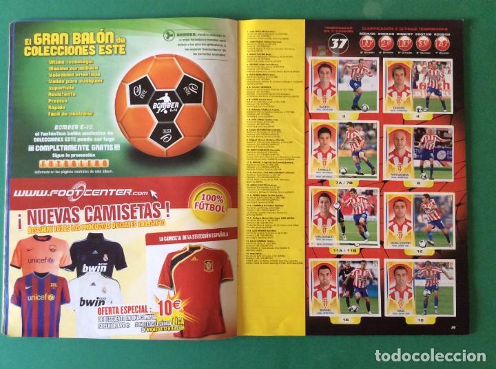 Álbum de fútbol completo: LIGA ESTE ÁLBUM LUJO 2009-2010- VER TODAS LAS FOTOS Y LEER DETALLES - Foto 17 - 171718193