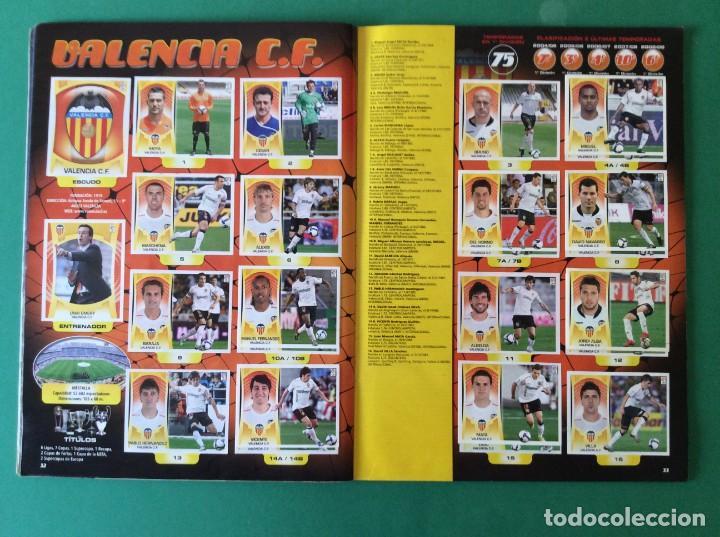Álbum de fútbol completo: LIGA ESTE ÁLBUM LUJO 2009-2010- VER TODAS LAS FOTOS Y LEER DETALLES - Foto 19 - 171718193