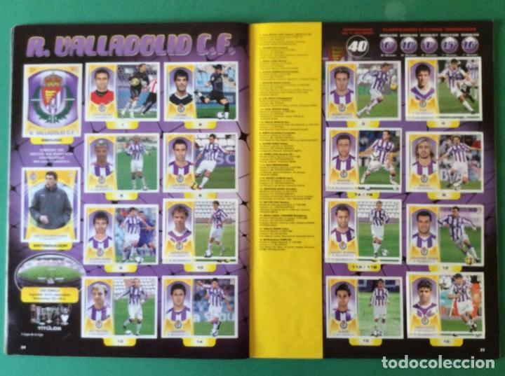 Álbum de fútbol completo: LIGA ESTE ÁLBUM LUJO 2009-2010- VER TODAS LAS FOTOS Y LEER DETALLES - Foto 20 - 171718193
