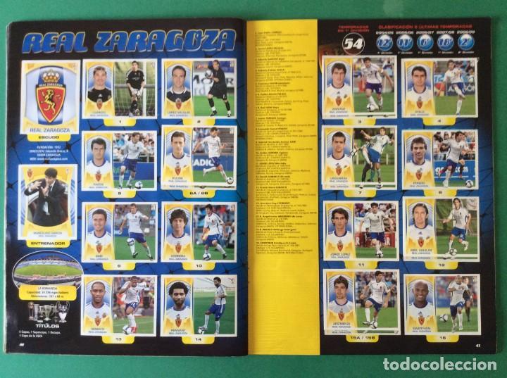 Álbum de fútbol completo: LIGA ESTE ÁLBUM LUJO 2009-2010- VER TODAS LAS FOTOS Y LEER DETALLES - Foto 23 - 171718193