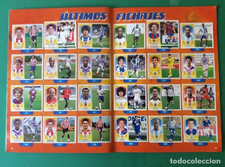 Álbum de fútbol completo: LIGA ESTE ÁLBUM LUJO 2009-2010- VER TODAS LAS FOTOS Y LEER DETALLES - Foto 25 - 171718193