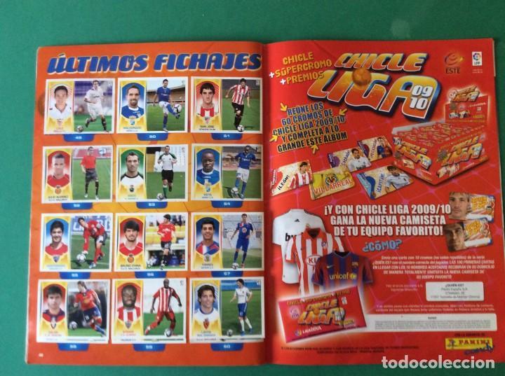 Álbum de fútbol completo: LIGA ESTE ÁLBUM LUJO 2009-2010- VER TODAS LAS FOTOS Y LEER DETALLES - Foto 27 - 171718193