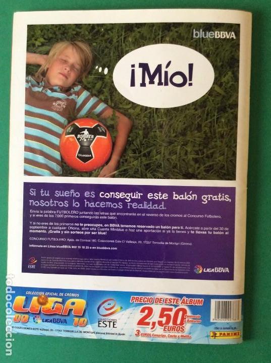 Álbum de fútbol completo: LIGA ESTE ÁLBUM LUJO 2009-2010- VER TODAS LAS FOTOS Y LEER DETALLES - Foto 28 - 171718193