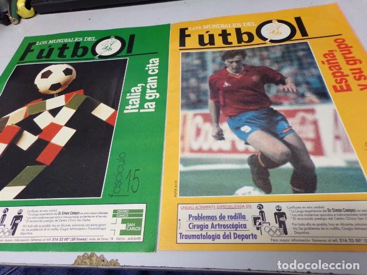 Álbum de fútbol completo: cromos inolvidables del fútbol español - Foto 6 - 171992053