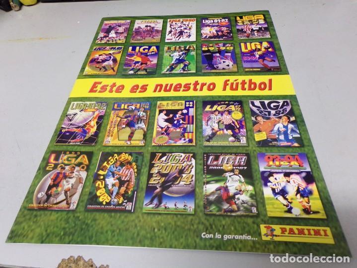 Álbum de fútbol completo: cromos inolvidables del fútbol español - Foto 11 - 171992053