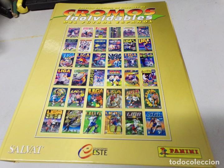Álbum de fútbol completo: cromos inolvidables del fútbol español - Foto 13 - 171992053