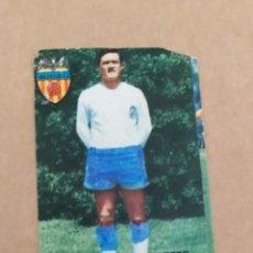 Álbum de fútbol completo: ROBERTO VALENCIA DISGRA FHER 67 68 1967 1968 RECUPERADO. Lote 172183144