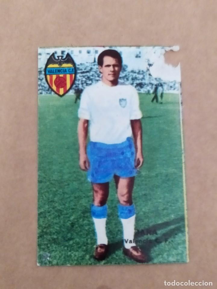 JARA VALENCIA DISGRA FHER 67 68 1967 1968 RECUPERADO (Coleccionismo Deportivo - Álbumes y Cromos de Deportes - Álbumes de Fútbol Completos)
