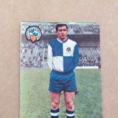 Álbum de fútbol completo: ISIDRO II SABADELL DISGRA FHER 67 68 1967 1968 RECUPERADO. Lote 172183289