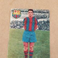 Álbum de fútbol completo: PELLICER BARCELONA DISGRA FHER 67 68 1967 1968 RECUPERADO. Lote 172183394