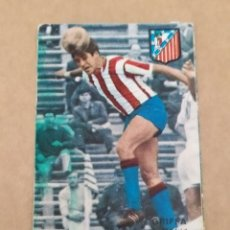 Álbum de fútbol completo: GRIFFA ATLETICO MADRID DISGRA FHER 67 68 1967 1968 RECUPERADO. Lote 172183438