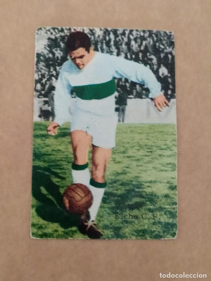 VAVA ELCHE DISGRA FHER 67 68 1967 1968 RECUPERADO (Coleccionismo Deportivo - Álbumes y Cromos de Deportes - Álbumes de Fútbol Completos)