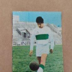 Álbum de fútbol completo: VILLAPUN ELCHE DISGRA FHER 67 68 1967 1968 RECUPERADO. Lote 172183589