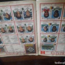 Álbum de fútbol completo: ALBUM CROMOS FUTBOL MUNDIAL 1982 COMPLETO. Lote 172399329