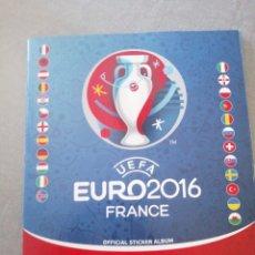 Álbum de fútbol completo: ALBUM EURO2016. Lote 172569949
