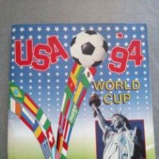 Álbum de fútbol completo: ALBUM MUNDIAL USA94. Lote 172572482