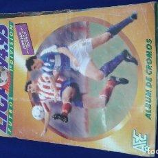 Álbum de fútbol completo: ÁLBUM LIGA 1994-1995. Lote 172582999