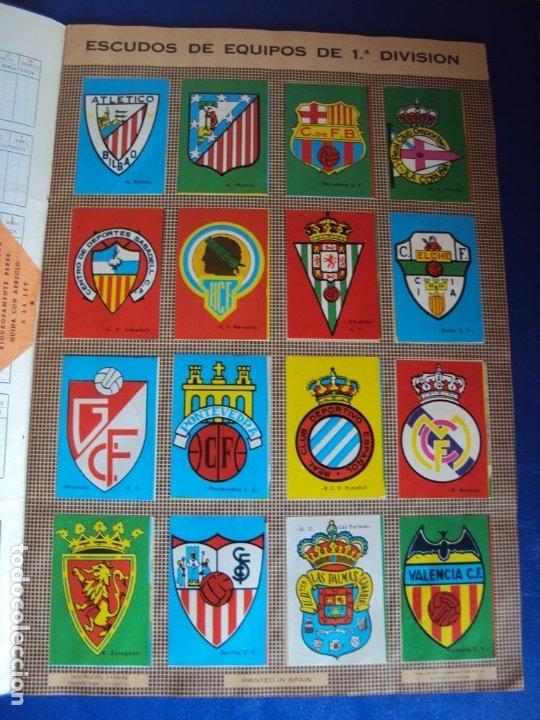 Álbum de fútbol completo: (AL-782)ALBUM CROMOS CAMPEONATO DE LIGA 1966/67 FUTBOL(COMPLETO)CONSERVACION DE LUJO - Foto 3 - 11016335