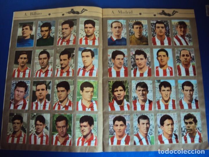 Álbum de fútbol completo: (AL-782)ALBUM CROMOS CAMPEONATO DE LIGA 1966/67 FUTBOL(COMPLETO)CONSERVACION DE LUJO - Foto 4 - 11016335