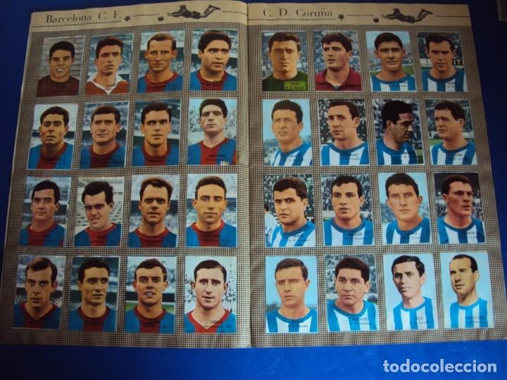 Álbum de fútbol completo: (AL-782)ALBUM CROMOS CAMPEONATO DE LIGA 1966/67 FUTBOL(COMPLETO)CONSERVACION DE LUJO - Foto 5 - 11016335