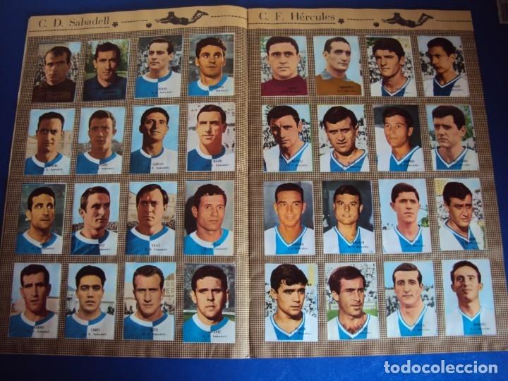 Álbum de fútbol completo: (AL-782)ALBUM CROMOS CAMPEONATO DE LIGA 1966/67 FUTBOL(COMPLETO)CONSERVACION DE LUJO - Foto 6 - 11016335