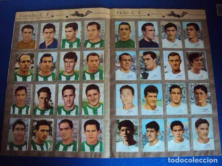 Álbum de fútbol completo: (AL-782)ALBUM CROMOS CAMPEONATO DE LIGA 1966/67 FUTBOL(COMPLETO)CONSERVACION DE LUJO - Foto 7 - 11016335