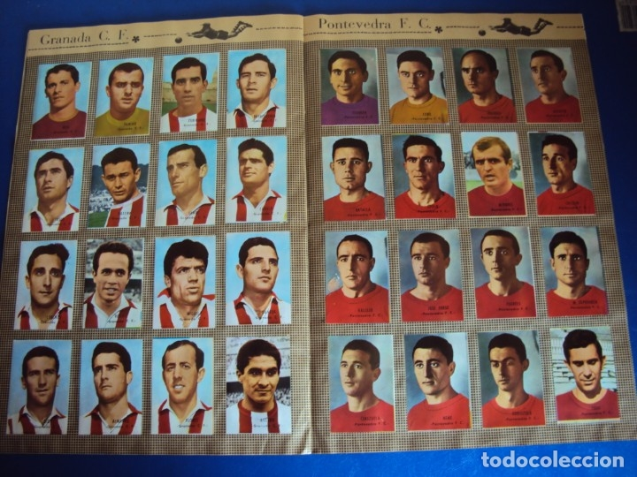 Álbum de fútbol completo: (AL-782)ALBUM CROMOS CAMPEONATO DE LIGA 1966/67 FUTBOL(COMPLETO)CONSERVACION DE LUJO - Foto 8 - 11016335