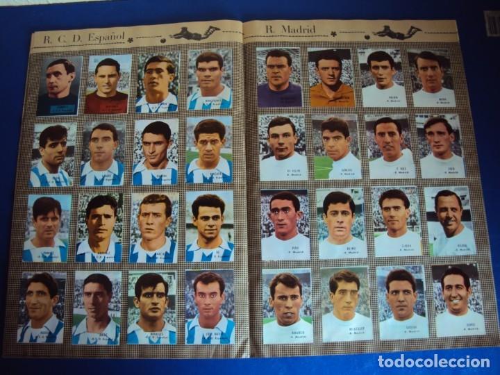 Álbum de fútbol completo: (AL-782)ALBUM CROMOS CAMPEONATO DE LIGA 1966/67 FUTBOL(COMPLETO)CONSERVACION DE LUJO - Foto 9 - 11016335