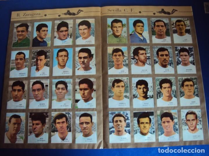 Álbum de fútbol completo: (AL-782)ALBUM CROMOS CAMPEONATO DE LIGA 1966/67 FUTBOL(COMPLETO)CONSERVACION DE LUJO - Foto 10 - 11016335