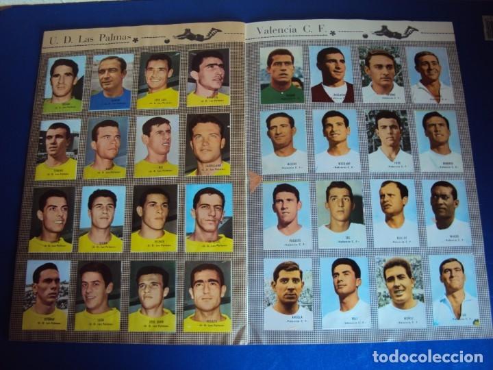 Álbum de fútbol completo: (AL-782)ALBUM CROMOS CAMPEONATO DE LIGA 1966/67 FUTBOL(COMPLETO)CONSERVACION DE LUJO - Foto 11 - 11016335