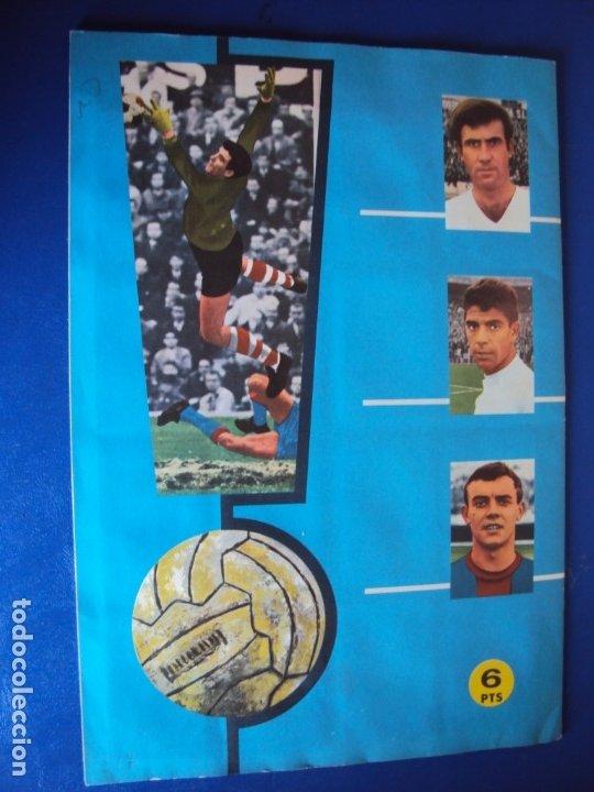 Álbum de fútbol completo: (AL-782)ALBUM CROMOS CAMPEONATO DE LIGA 1966/67 FUTBOL(COMPLETO)CONSERVACION DE LUJO - Foto 12 - 11016335