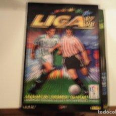 Álbum de fútbol completo: ALBUM DE FUTBOL LIGA 97 98 1997 1998 SALVAT. Lote 172724977