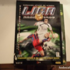 Álbum de fútbol completo: ALBUM DE FUTBOL LIGA 2006 2007 SALVAT. Lote 172725229