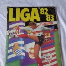 Álbum de fútbol completo: ALBUM COMPLETO (1 CROMO POR CASILLA ) - EDICIONES ESTE 1982 1983 LIGA 82 83. Lote 172740817