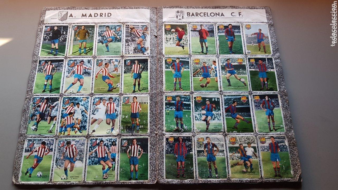 Álbum de fútbol completo: ALBUM COMPLETO FHER DISGRA 67 68 1967 1968 CON LOS 16 ESCUDOS - Foto 3 - 172868503