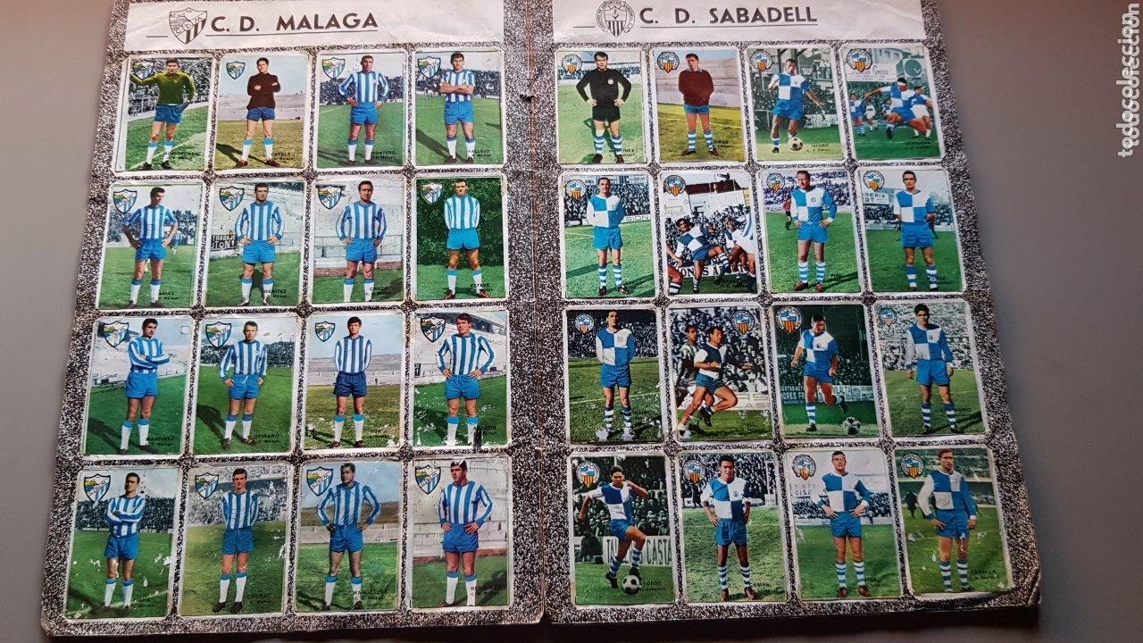Álbum de fútbol completo: ALBUM COMPLETO FHER DISGRA 67 68 1967 1968 CON LOS 16 ESCUDOS - Foto 4 - 172868503