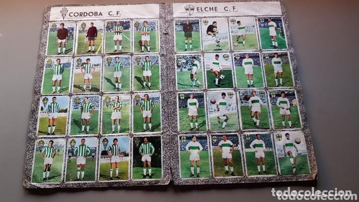 Álbum de fútbol completo: ALBUM COMPLETO FHER DISGRA 67 68 1967 1968 CON LOS 16 ESCUDOS - Foto 5 - 172868503
