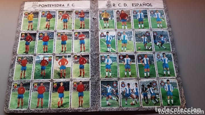 Álbum de fútbol completo: ALBUM COMPLETO FHER DISGRA 67 68 1967 1968 CON LOS 16 ESCUDOS - Foto 6 - 172868503